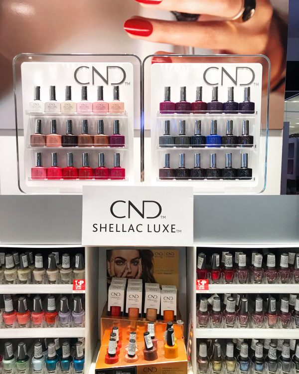 cnd shellac luxe